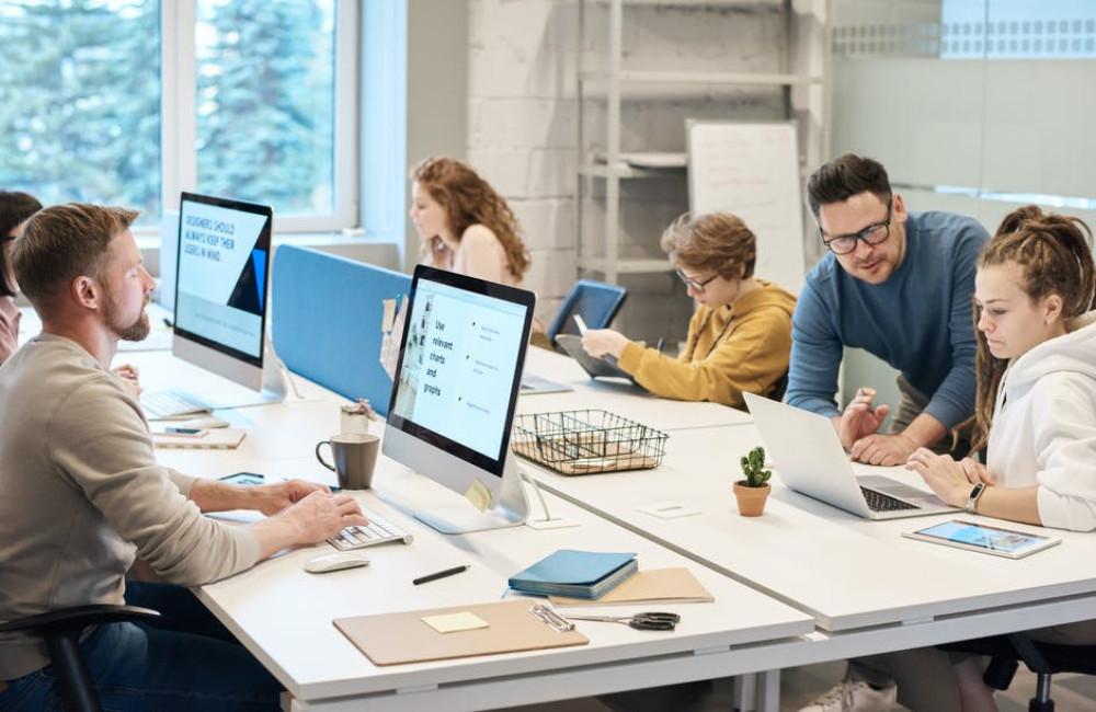 Waarom kantoorinrichting zo belangrijk is
