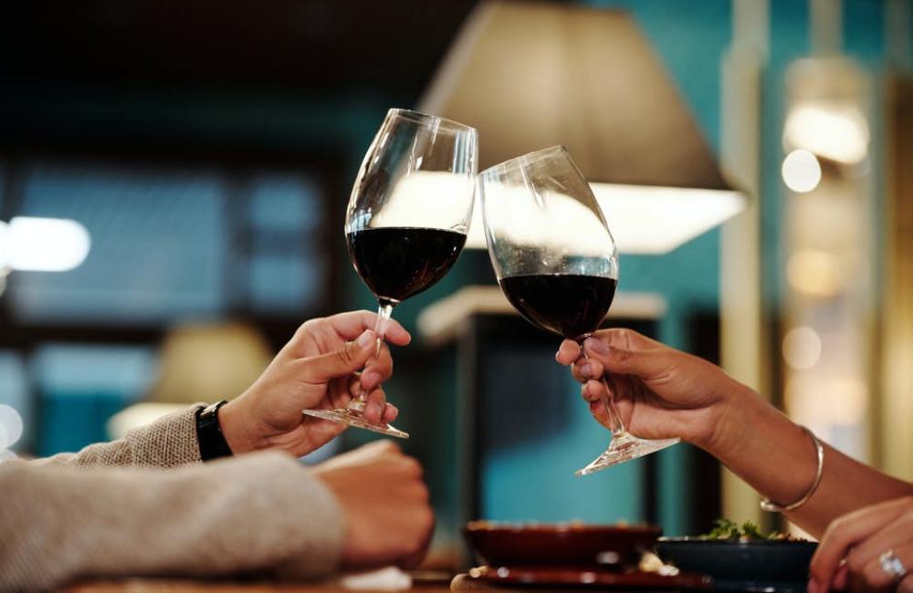 Welk glas hoort bij welke wijn?